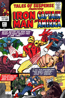 Tales of Suspense #67, Iron Man