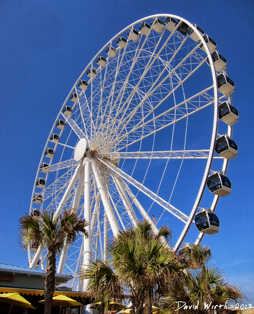 myrtle beach the big wheel, cost, how much to ride