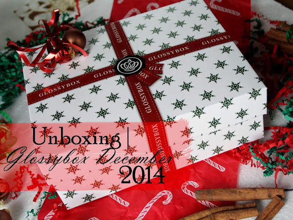 Unboxing   Glossybox Germany :: December 2014