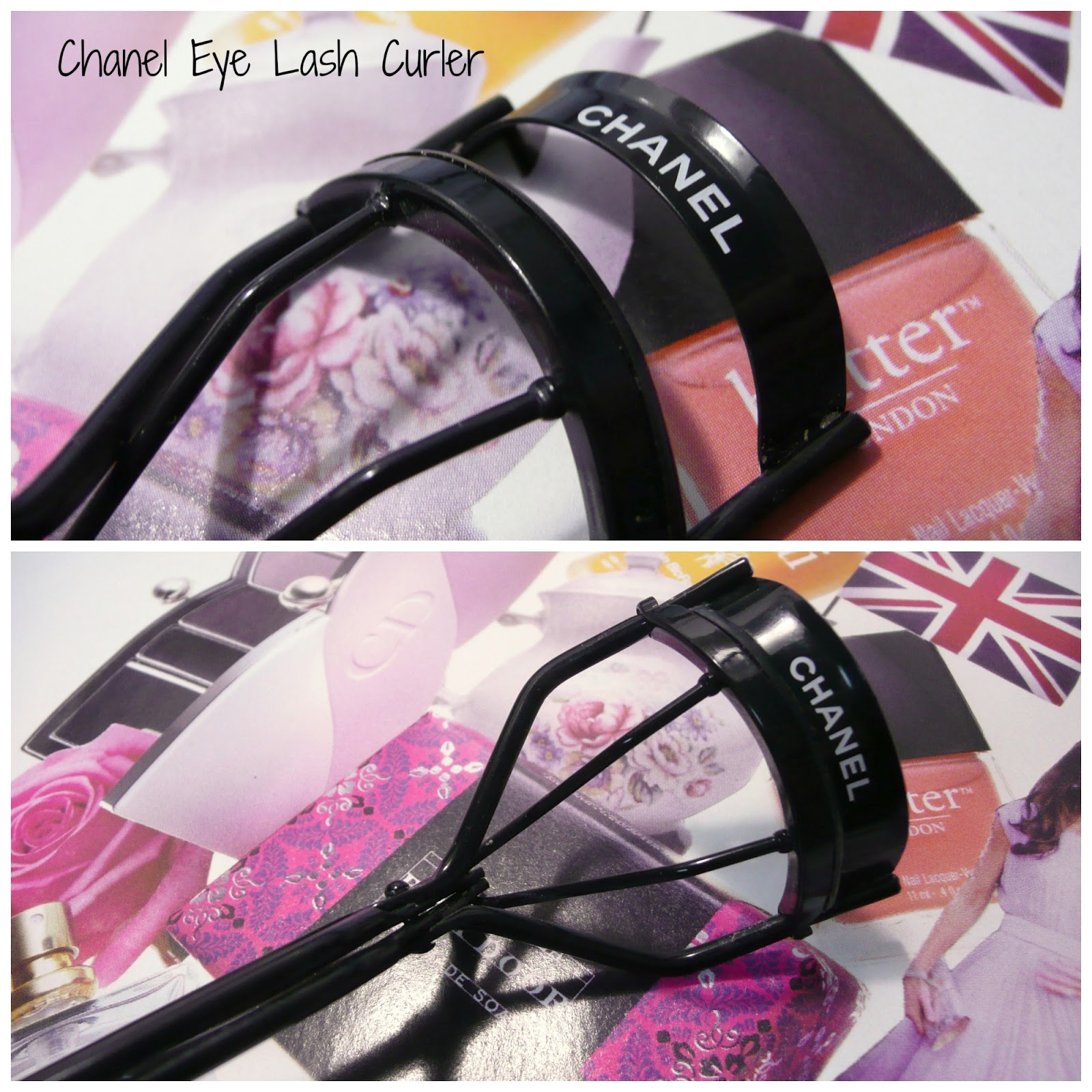 Chanel Eyelash Curler Review
