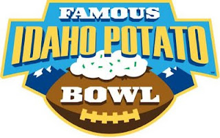 The Humanitarian Bowl is now the Famous Idaho Potato Bowl.
