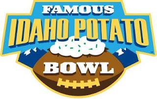 The Humanitarian Bowl is now the Famous Idaho Potato Bowl.