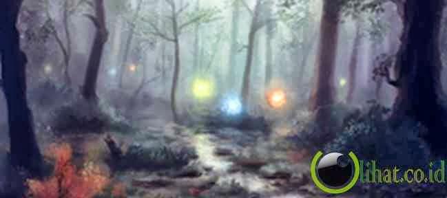 Cahaya Hantu Aleya