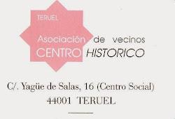 Asoc. Vecinos Centro Histórico Teruel
