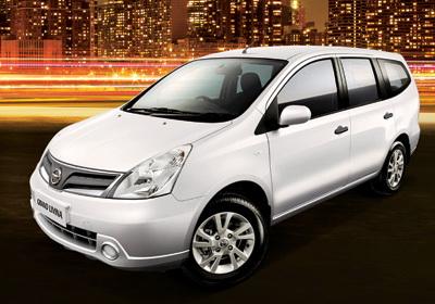 Daftar Harga Mobil Nissan Grand Livina 2011