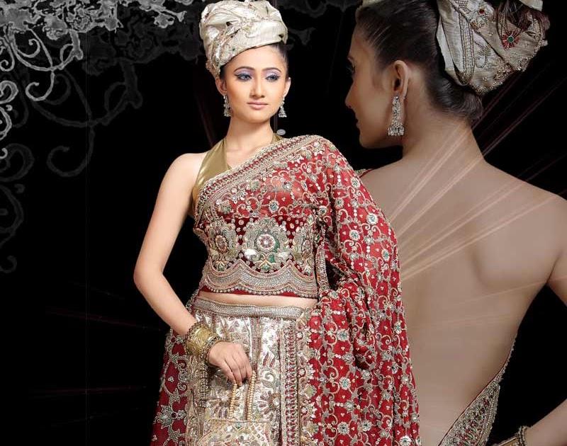 designer indian wedding dresses |She Fashions