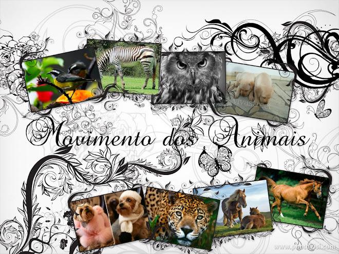 Movimento dos Animais