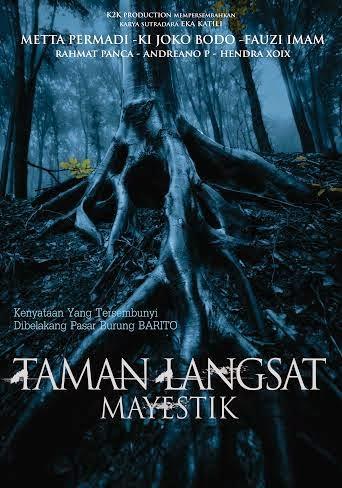 Film Taman Langsat Mayestik 2014 di Bioskop