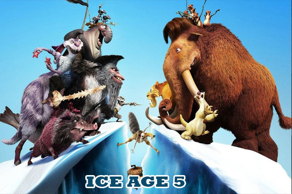 Film Ice Age: Collision Course (2016) HDRip 720p Subtitle Indonesia