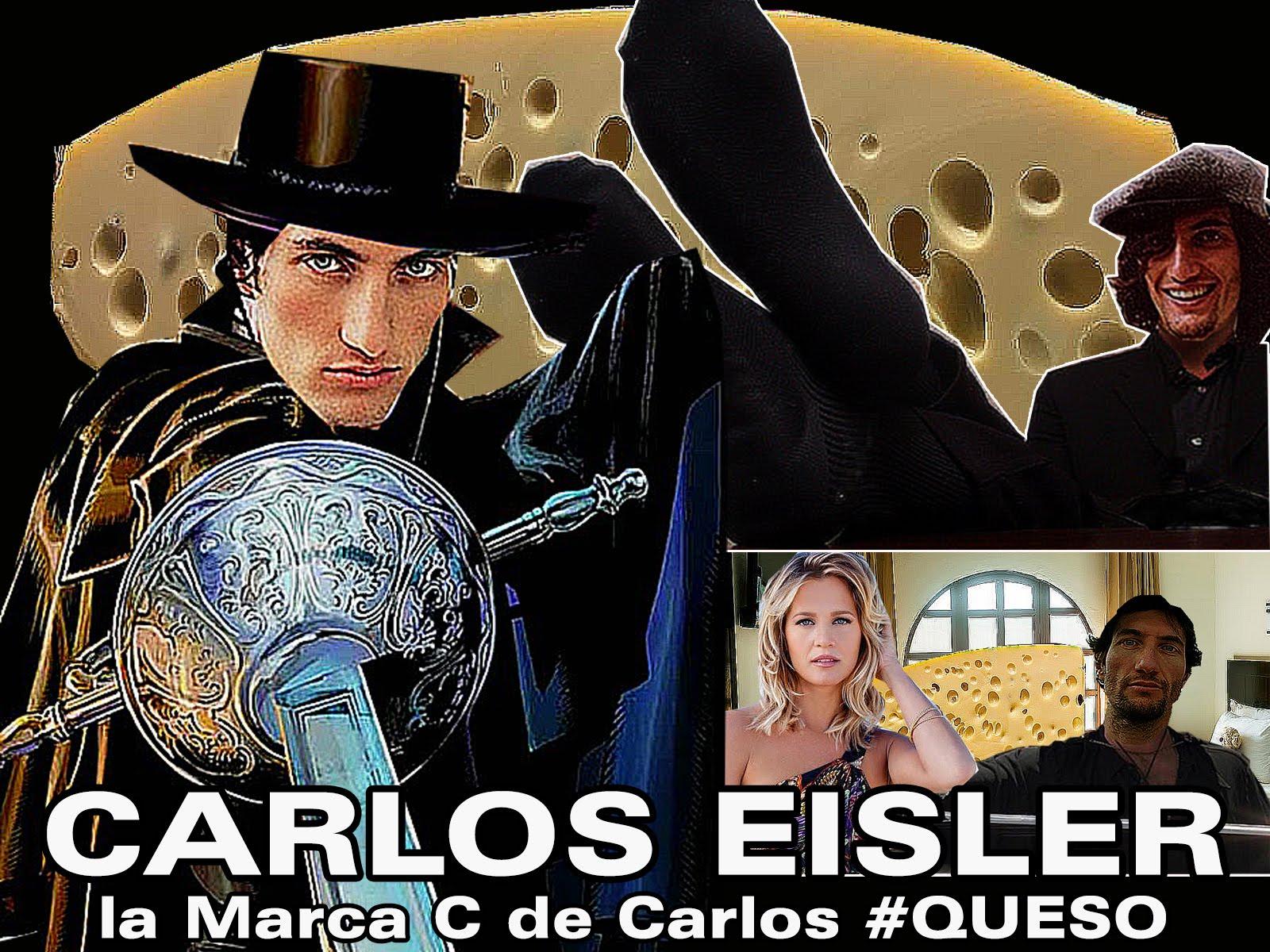 la saga de CARLOS EISLER