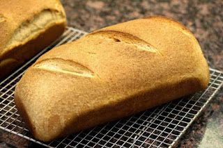 baked-bread-cooling-on-rack