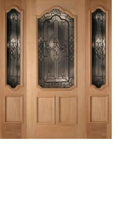 Fotos y dise os de puertas puerta para mampara for Modelos de mamparas de madera para sala