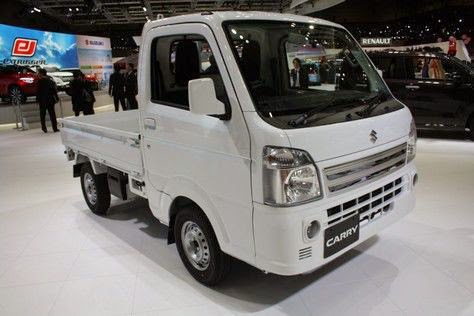Suzuki Presents a new pick-up Coded ' Y9T '!