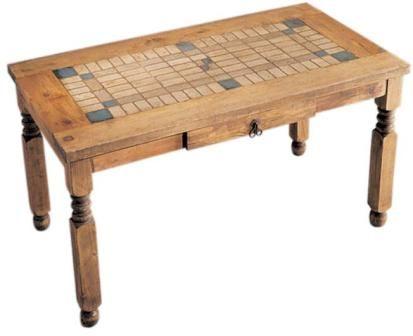 La web de la decoracion y el mueble en la red mesas para - Decorar bodega chalet ...