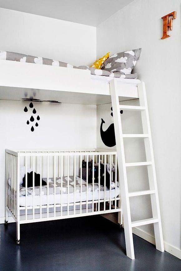 Pokój Dla Rodzeństwa Czyli Poszukiwania łóżka Piętrowego