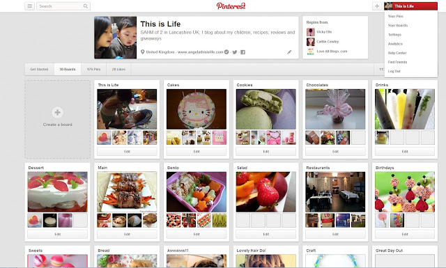 Pinterest, Pinterest UK, #PinItForwardUK