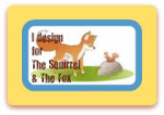 The Squirrel and the Fox Challenge Blog