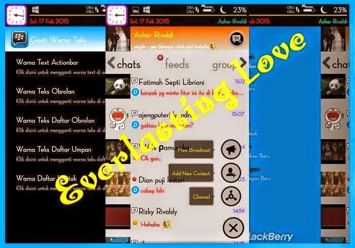 BBM Mod Everlasting Love v.2.6.0.30