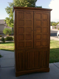 Lexington Armoire  *SOLD*