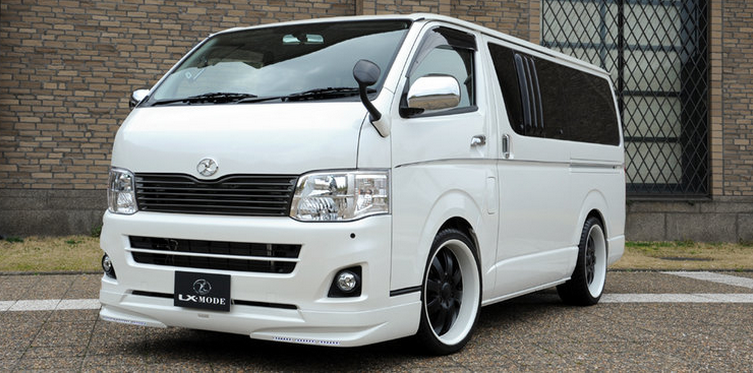 Toyota Hiace 2015 | Toyota Reales