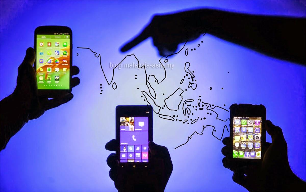 Smartphone Statistics for Malaysia 2014