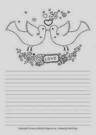 Early play templates valentine day letter templates valentines day letter activityvillage spiritdancerdesigns Image collections