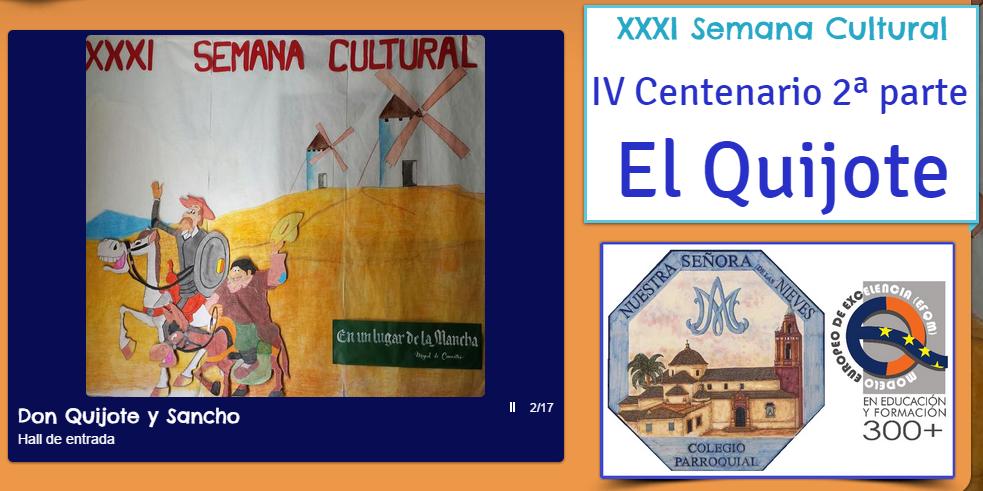 "Proyecto ""El Quijote"""