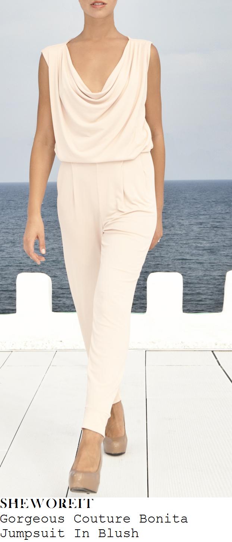 billie-faiers-nude-pink-sleeveless-jumpsuit