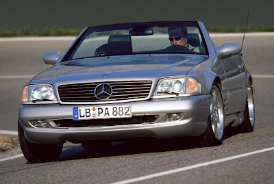 Sl73 Super Powered Engine And Very Limited Edition World