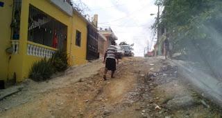 Barrios de Sabana Perdida están a espera de asfaltado