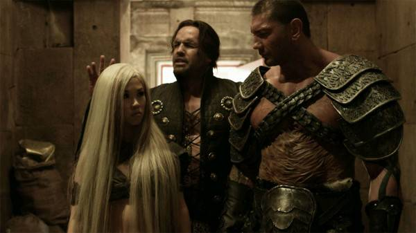 L² Movies Talk: The Scorpion King 3: Battle for Redemption