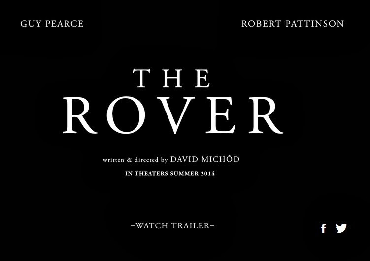 http://therover-movie.com/