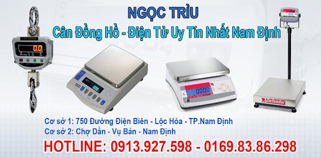 Bán Cân Sàn, Cân Bàn 5 tạ đến 100 tấn Uy Tín  tại Nam Định