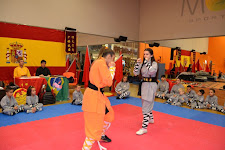 kung-Fu Shaolin - Escuela Shaolin Kung fu Maestro Senna - Master Senna.