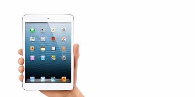 Spesifikasi iPad Mini Lengkap | Harga iPad Mini