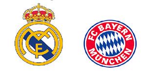 Prediksi Semifinal Liga Champions Bayern Munich vs Real Madrid