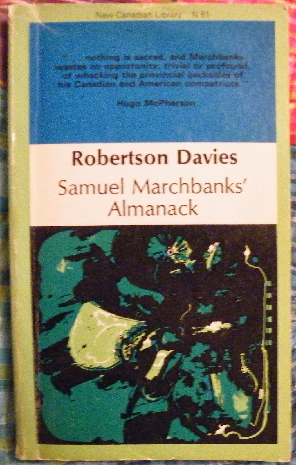 in search for self identity in robertson davies novel fifth business (''fifth business influenced his 9-year-old self humane and consistently entertaining novel robertson davies's skill and.