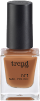 Preview: Die neue dm-Marke trend IT UP - N°1 Nail Polish 030 - www.annitschkasblog.de