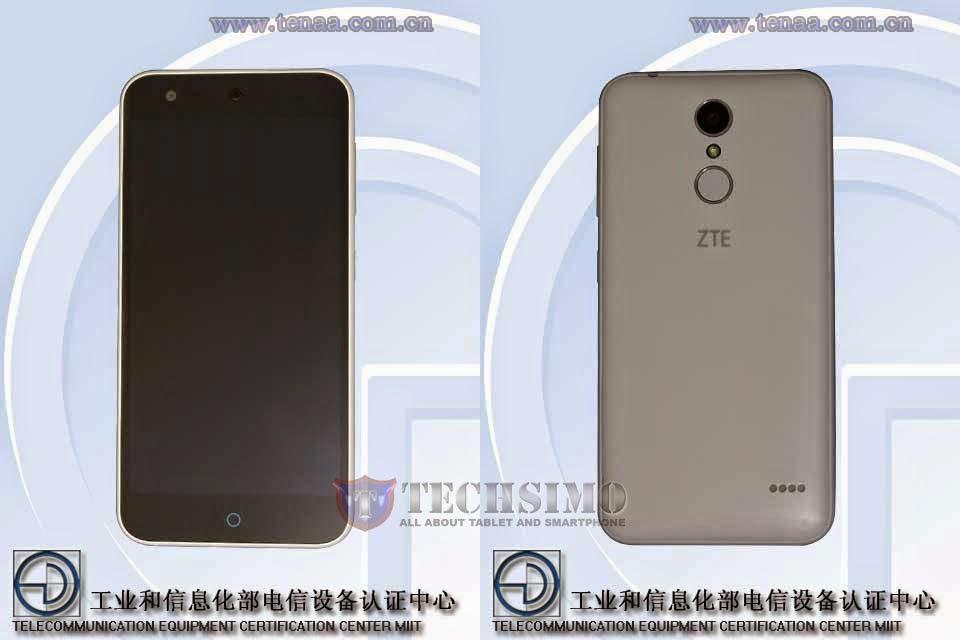 ZTE B880 muncul di situs sertifikasi Cina, dibekali kamera depan dan belakang 8 MP