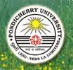 Jobs of Project Fellow in Pondichery University
