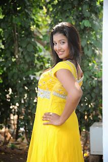 Pragnya Pictures in yellow salwar 012.jpg