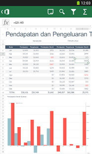 Download Microsoft Office Versi Mobile for Android Gratis