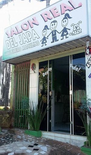 salão del japa em Barbosa ferraz