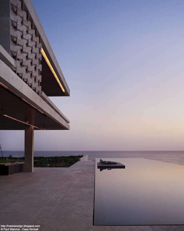 Les plus beaux hotels design du monde casa kimball by - Villa kimball luxe republique dominicaine ...