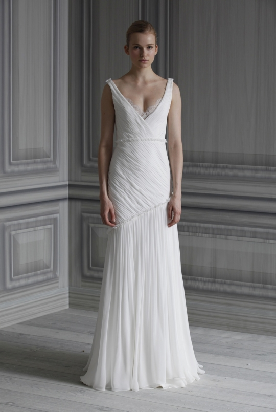 If The Ring Fits: PICKING A WEDDING DRESS BASED ON PERSONAL STYLE