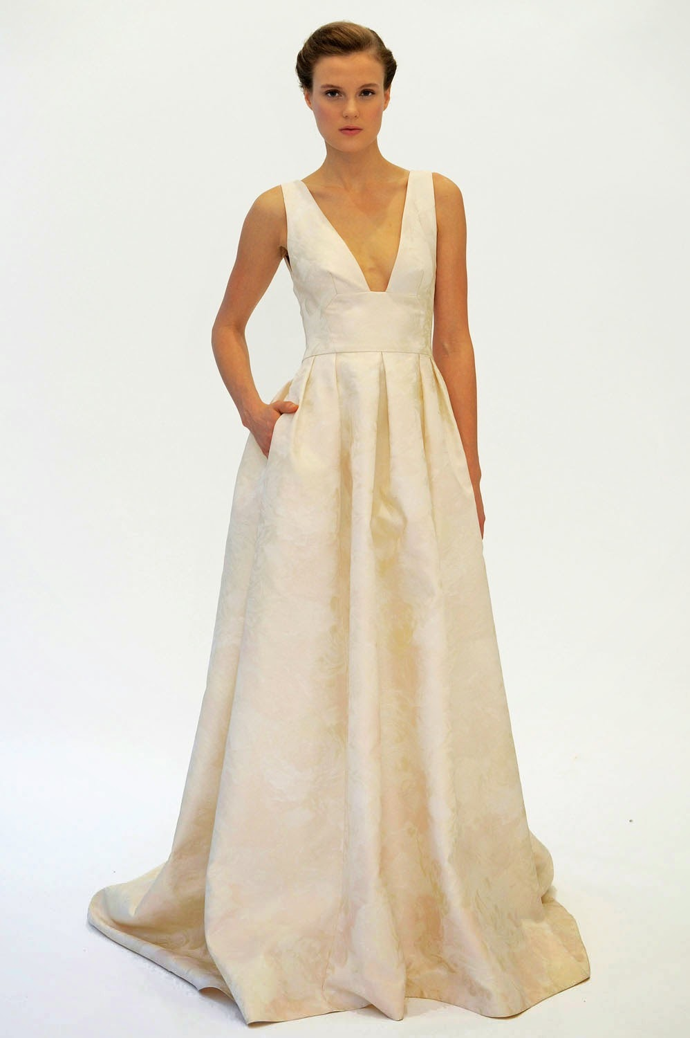Lela Rose Spring 2015 Wedding Dresses