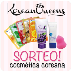 Sorteo en KOREAN QUEENS