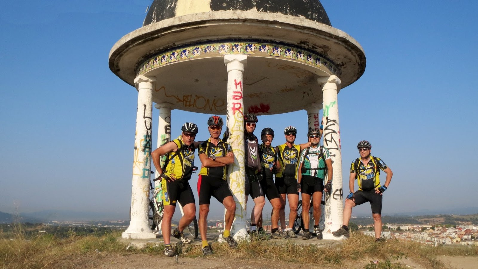 Bikesteros En Btt Granollers El Corredor