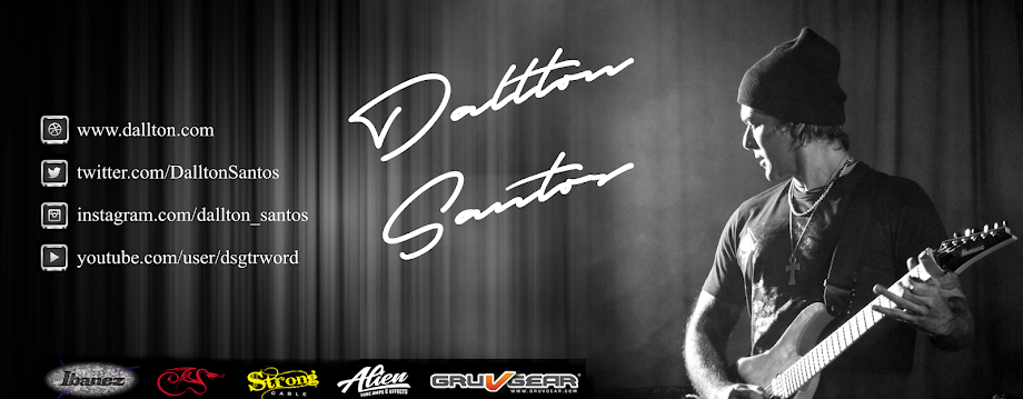 Dallton Santos - guitarist I Blog