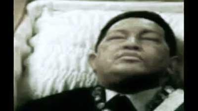 Muere Hugo Chávez profecía